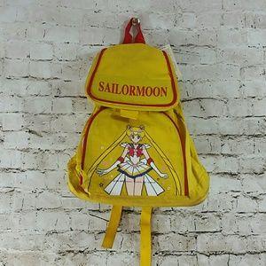 vintage sailor moon 92 backpack Medium Nwt